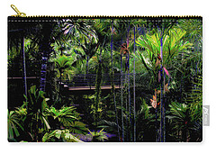Bridge Over Nong Nooch Carry-all Pouch by Joseph Hollingsworth