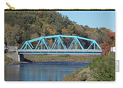 Bridge Over Rondout Creek 2 Carry-all Pouch