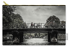 Bridge Over Still Water Carry-all Pouch