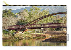 Bridge Over The Creek Carry-all Pouch
