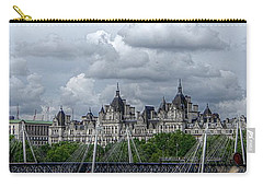 Bridge Over The Thames Carry-all Pouch