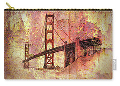 Bridge Rustic Carry-all Pouch by Larry Bishop