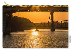 Bridge Sunrise 2 Carry-all Pouch