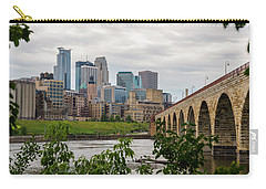 Bridge To Minneapolis Carry-all Pouch