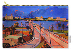 Bridge To Palm Beach Carry-all Pouch