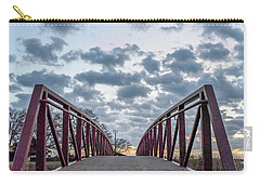 Bridge To The Clouds Carry-all Pouch