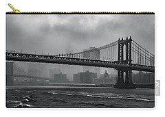 Bridges In The Storm Carry-all Pouch