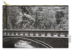 Bridges Of Multnomah Falls Carry-all Pouch