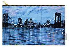 Bridges To New York Carry-all Pouch
