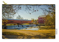 Bridgeton Mill Covered Bridge Carry-all Pouch