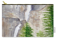 Bridal Veil Waterfall Carry-all Pouch