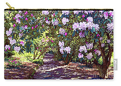 Bright And Beautiful Spring Blossom Carry-all Pouch