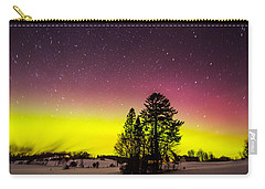 Bright Aurora Carry-all Pouch