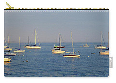Bright Boats Carry-all Pouch