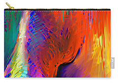 Bright Mustang Horse Carry-all Pouch