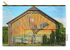 Bright Rooster Barn Carry-all Pouch