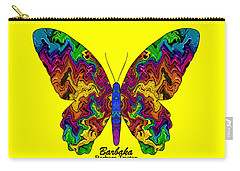 Bright Transformation Carry-all Pouch by Barbara Tristan