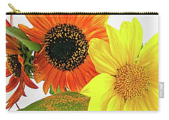 Bright Trio Carry-all Pouch by Kathy Bassett
