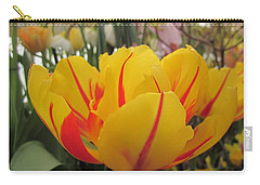 Bright Tulip Carry-all Pouch