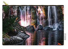 Bright Waterfalls Carry-all Pouch