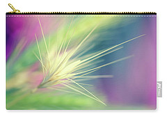 Bright Weed Carry-all Pouch by Terry Davis