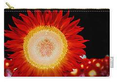 Brighter Than The Sun Flower Carry-all Pouch