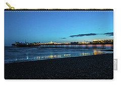Brighton Pier At Sunset Ix Carry-all Pouch