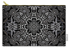 Carry-all Pouch featuring the digital art Brighton by Robert Orinski
