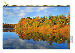 Brilliance Of Autumn Carry-all Pouch by Dianne Cowen