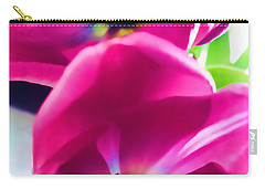 Carry-all Pouch featuring the photograph Brilliance by Roberta Byram