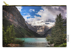 Brilliant Lake Louise Carry-all Pouch