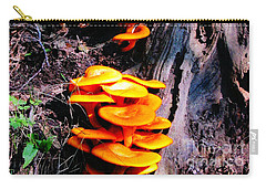 Brilliant Orange Carry-all Pouch