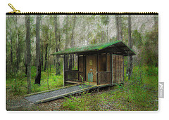 Carry-all Pouch featuring the photograph Brimbin Nature Reserve 01 by Kevin Chippindall