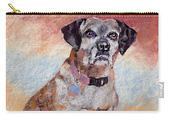 Brindle Carry-all Pouch