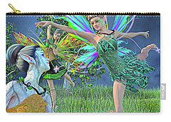 Bring Me Back To Life Carry-all Pouch by Betsy Knapp