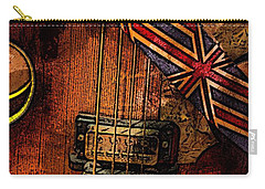 Carry-all Pouch featuring the photograph British Invasion by John Stuart Webbstock