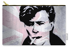British Rock Carry-all Pouch by Pennie  McCracken