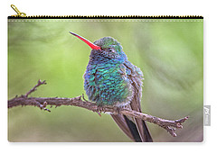 Broad-billed Hummingbird 3652 Carry-all Pouch