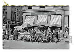 Broad St. Lunch Carts New York Carry-all Pouch