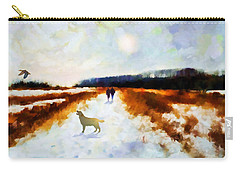 Broadland Walk Carry-all Pouch