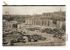 Broadway And Nagle Ave 1936 Carry-all Pouch