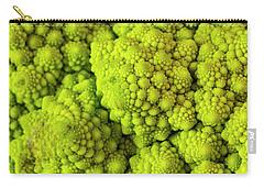 Broccoli Romanesco Carry-all Pouch
