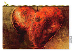 Broken Hearted Carry-all Pouch