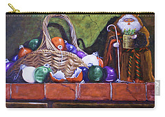 Broken Ornaments Carry-all Pouch