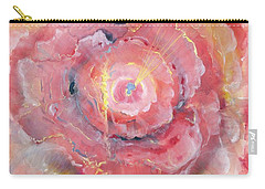 Broken Spirit Rose Carry-all Pouch