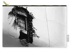 Broken Window Carry-all Pouch