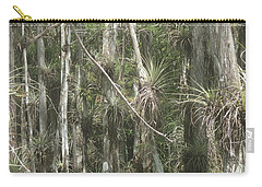 Bromeliads On Trees Carry-all Pouch