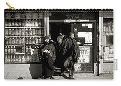 Bronx Scene Carry-all Pouch by RicardMN Photography
