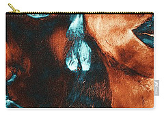 Bronze Sisters Painting Carry-all Pouch