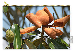 Carry-all Pouch featuring the photograph Bronzed By The Sun by Maria Urso